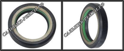 CT800095 боковой сальник рулевой рейки силовой 32*46*8,5 (7V1) Алтернат.№ CT800095; HA2254