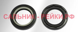 F-00012 Сальник вала рулевой рейки 23*34,3*6,35 (7) аналог 252.HD012; HA0810;