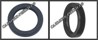 F-00065 Сальник распределителя рулевой рейки 27*37*7 (0M)