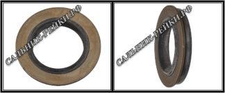 F-00075 Сальник рулевой рейки 29,4*46,8*5,8/7 (9M) PEUGEOT 505, RENAULT 18