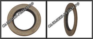 F-00084 Пыльник распределителя рулевой рейки 20*33*1,6/2 (8)