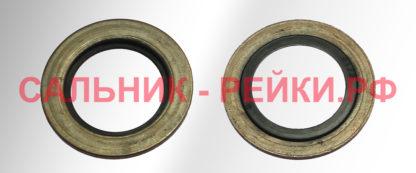 F-00084 Пыльник 20*33*1,6/2 (8) аналог 552.HD084; HA1010;