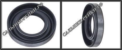 F-00099 Сальник насоса 24*43*8,6 (1PMA) аналог 672.HD099; HA0460;Применяется в рулевых рейках и насосах автомобилей