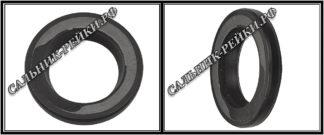 F-00119 Сальник распределителя рулевой рейки 22*35*4,2/7 (4)
