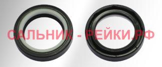 F-00139 Сальник вала рулевой рейки 28*40*8 (7) аналог 032.HD139; HA0829;