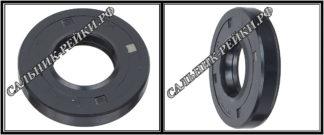 F-00184 Сальник верхний распределителя 19*38*7/8 (1PM)