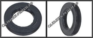 F-00195 Сальник нижний распределителя 23*38*6,5 (0M) аналог 315.PS195; HA1077;Применяется в рулевых рейках и насосах автомобилей HYUNDAI,MITSUBISHI