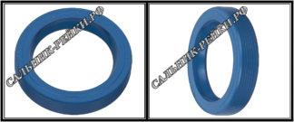 F-00196 Сальник нижний распределителя 25*34*7 (0M) аналог 155.PS196; HA1078;Применяется в рулевых рейках и насосах автомобилей OPEL,CADILLAC
