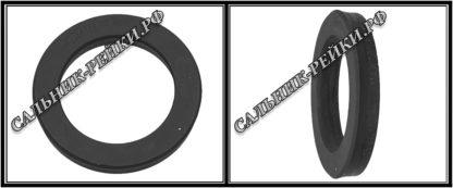 F-00197 Сальник рулевой рейки 31*44*7 (12)