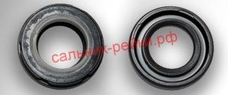 F-00222 Сальник вала рулевой рейки 22*38,2*8 (7) аналог 672.HD222; HA0836;