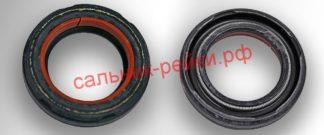 F-00249 Сальник вала рулевой рейки 25,5*39,2*8 (7V2) аналог 675.HD249; HA0857;
