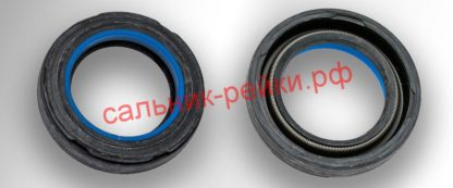 F-00252 Сальник вала рулевой рейки 25,5*39,3*8,5 (7V2) аналог 672.HD252; HA0860;