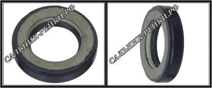 F-00267 Сальник вала рулевой рейки 27*44*8,5 (7V1) аналог 675.HD267; HA0635;Применяется в рулевых рейках и насосах автомобилей TOYOTA