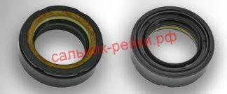 F-00268 Сальник вала рулевой рейки 27,7*42*12,5 (7) аналог 462.HD268; HA0872;Применяется в рулевых рейках и насосах автомобилей MITSUBISHI SPACE GEAR (1990-2000)