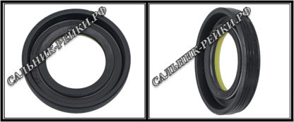 Сальник рулевой рейки CADILLAC SRX, FORD PROBE, MAZDA 626, MX-6,XEDOS 6 25*43*7,5