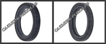 F-00301 Сальник нижний распределителя 25*34*5 (0M) аналог 262.HD301; HA1088;Применяется в рулевых рейках и насосах автомобилей FORD