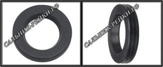 F-00304 Сальник распределителя рулевой рейки 22*35*6,5 (0M)