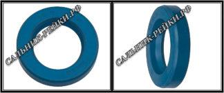 F-00333 Сальник распределителя рулевой рейки 22*35*7 (0M)