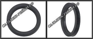 F-00336 Сальник распределителя рулевой рейки 29*37*5 (12)