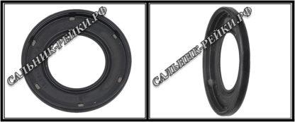 F-00370 верхний пыльник рулевой рейки RENAULT CLIO,MEGANE 19,05*35*3,3 (3)