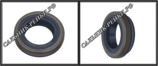 F-00415 Сальник насоса 15*24*4,5/7 (1PA) аналог 562.HD415; HA0205;