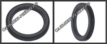 F-00433 Сальник нижний распределителя 28,6*37,6*5,1 (0M) аналог 265.PS433; HA1110;Применяется в рулевых рейках и насосах автомобилей FORD,MAZDA