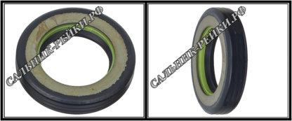 F-00447 Сальник вала рулевой рейки 26*42,7*8 (7) аналог 462.HD447; HA0650;Применяется в рулевых рейках и насосах автомобилей MITSUBISHI ECLIPSE ,MITSUBISHI GALANT V /VI (1992-2004)
