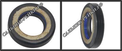 F-00512 Сальник вала рулевой рейки 22*38,2*8 (7) для CHEVROLET SPARK (M300) 2010 -