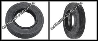 F-00517 Сальник верхний распределителя рулевой рейки 18*30*7/8 (1PM) для ZF AUDI 100 1976-1983