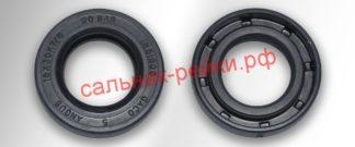 F-00517 Сальник верхний распределителя 18*30*7/8 (1PM) аналог 032.HD517; HA0323;