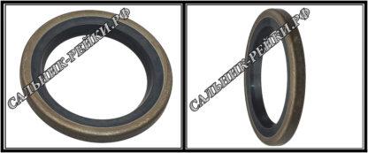 F-00595 Сальник рулевого редуктора 32*45*4,5 (OA) Алтернат.№ 152.HD595; HA0017