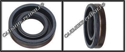 F-00597 Сальник насоса 15*28*7 (1A) аналог 482.HD597; HA0477;Применяется в рулевых рейках и насосах автомобилей NISSAN,INFINITI