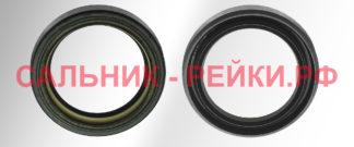 F-00624 Сальник вала рулевой рейки 27,7*46,1*12,9 (7V1) аналог 462.HD624; HA0667;Применяется в рулевых рейках и насосах автомобилей MITSUBISHI SPACE GEAR (1990-2000)