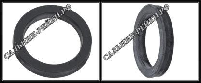 F-00638 Сальник поршня редуктора 38*51,00*8 (12) аналог 562.HD638; HA0154;Применяется в рулевых рейках и насосах автомобилей LAND ROVER DISCOVERY II (1994-2004)