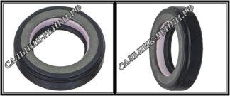 F-00670 Сальник вала рулевой рейки 22*35,3*8,6 (7V1PM) аналог 665.PS670; HA0672;Применяется в рулевых рейках и насосах автомобилей SUZUKI SWIFT I (1989-2001),TOYOTA YARIS (1999-2005)