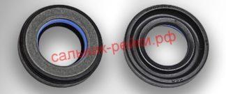 F-00672 Сальник вала рулевой рейки 22*38,4*8,6 (7V1PM) аналог 672.HD672; HA0674;Применяется в рулевых рейках и насосах автомобилей TOYOTA YARIS (1999-2005)