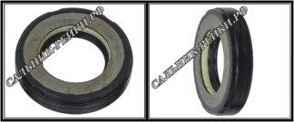 F-00714 Сальник вала рулевой рейки 25*43,2*9 (7V1) аналог 435.PS714; HA0681;Применяется в рулевых рейках и насосах автомобилей KIA RIO II (JB),KIA SHUMA I ,PEUGEOT 4007,CITROEN C-CROSSER