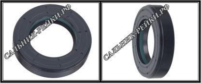 F-00718 Сальник вала рулевой рейки 30*50*10 (7V1) аналог 155.PS718; HA0683;Применяется в рулевых рейках и насосах автомобилей JEEP GRAND CHEROKEE III,JEEP GRAND COMMANDER,MERCEDES GL-CLASS (X164) ,MERCEDES M-CLASS (W164),MERCEDES R-CLASS (W251)