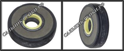 F-00726 Сальник вала рулевой рейки 12*38,2*10 (7V2) аналог 152.HD726; HA0935;Применяется в рулевых рейках и насосах автомобилей CHRYSLER 300 M,CHRYSLER CONCORDE,CHRYSLER VISION,DODGE INTREPID II