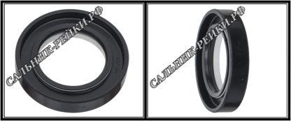 F-00756X Сальник вала рулевой рейки ремонтный 29,5*47*8,5 (7V2) аналог 442.HD756X; HA0939R;Применяется в рулевых рейках и насосах автомобилей MERCEDES S-CLASS (W221/C216)