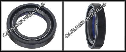 F-00821 Сальник вала рулевой рейки 27*40,2*8,5 (7V1PM) аналог 675.PS821; HA0703;Применяется в рулевых рейках и насосах автомобилей TOYOTA CAMRY V,LEXUS ES (2006-2012)