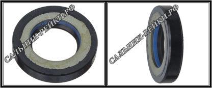 F-00832 Сальник вала рулевой рейки 26*45,1*8,5 (7V1) аналог 482.HD832; HA0710;Применяется в рулевых рейках и насосах автомобилей NISSAN TEANA I,INFINITI EX35/37 (J50),INFINITI QX50,INFINITI M IV,INFINITI Q70 (Y51)