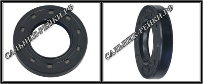 F-00883 Сальник верхний распределителя 18*32*6/6 (1PM)