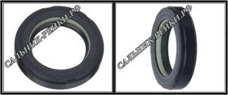 F-00914 Сальник вала рулевой рейки 27,7*42*8,5 (7V1) аналог 032.HD914; HA0719;Применяется в рулевых рейках и насосах автомобилей AUDI A6 II (1997-2005)
