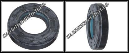 F-00965 Сальник вала рулевой рейки или 24*42,5*9/10 (7V1PM) аналог 372.HD965; HA0798;Применяется в рулевых рейках и насосах автомобилей HYUNDAI