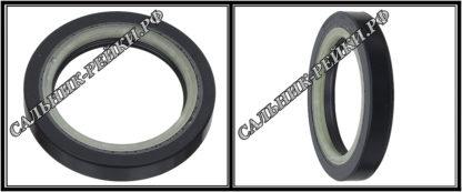 F-01003 Сальник вала рулевой рейки 32*45,65*6,9 (7V2) аналог 142.HD1003; HA0955;Применяется в рулевых рейках и насосах автомобилей CADILLAC ESCALADE III,CHEVROLET TAHOE