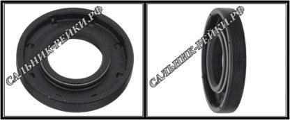 F-01148 Сальник верхний распределителя 20,6*41*6,3 (0M) аналог 262.HD1148; HA0001;Применяется в рулевых рейках и насосах автомобилей FORD GALAXY (2006-2015)