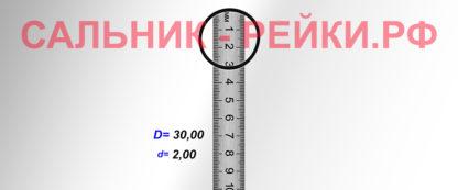 O-02718 Резиновое кольцо (Оринг) 2,05*30,00