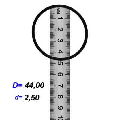 O-02858 Резиновое кольцо (Оринг) 2,45*44,00