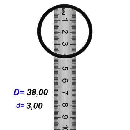 O-02926 Резиновое кольцо (Оринг) 3,05*38,00